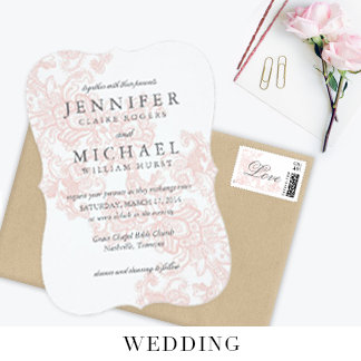 Wedding & Save the Date