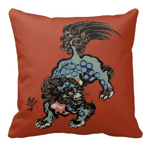 Feng Shui Pillows