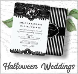 HALLOWEEN WEDDINGS