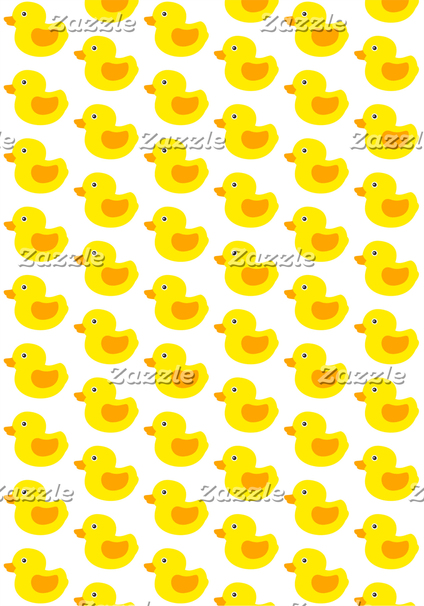 Yellow Rubber Ducky Bathroom and Home Decor