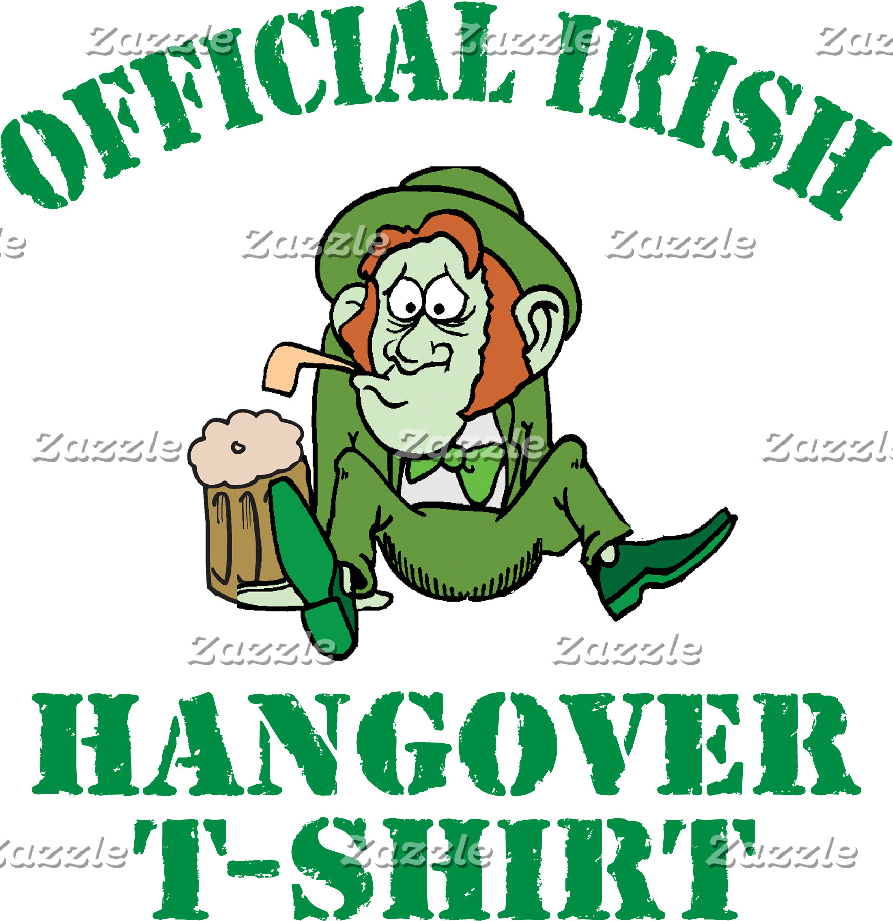 Irish Hangover T-Shirt