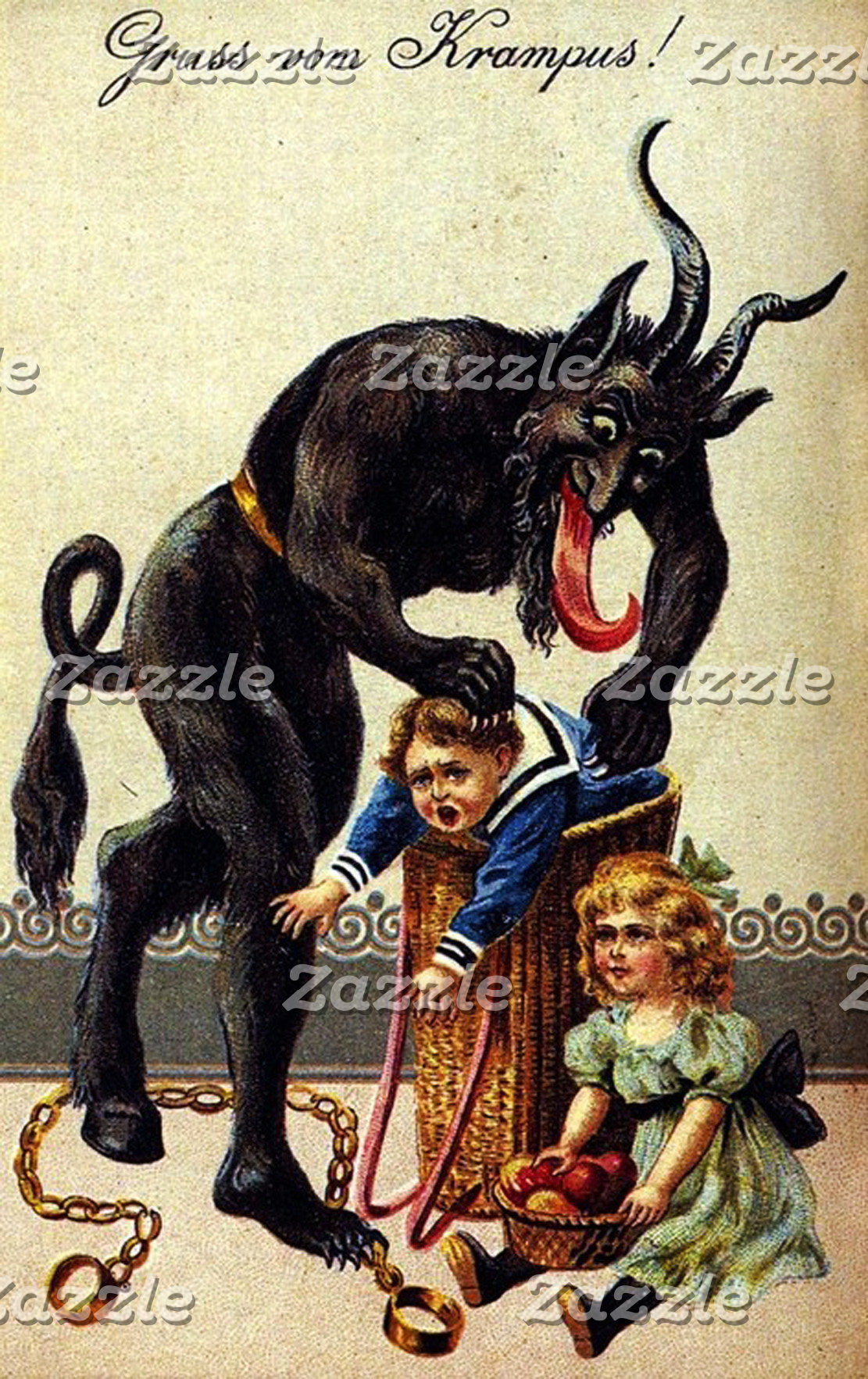 Krampus Time