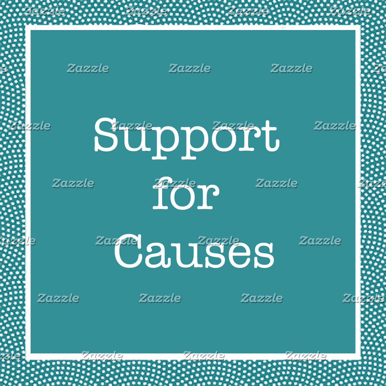 Support for Causes
