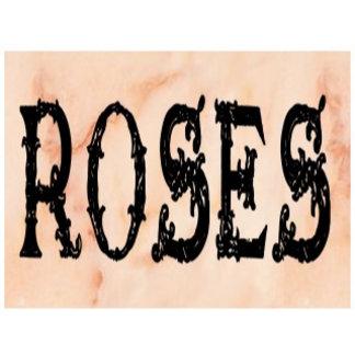 Roses, Rose Photographs, Rose Designs, Roses!