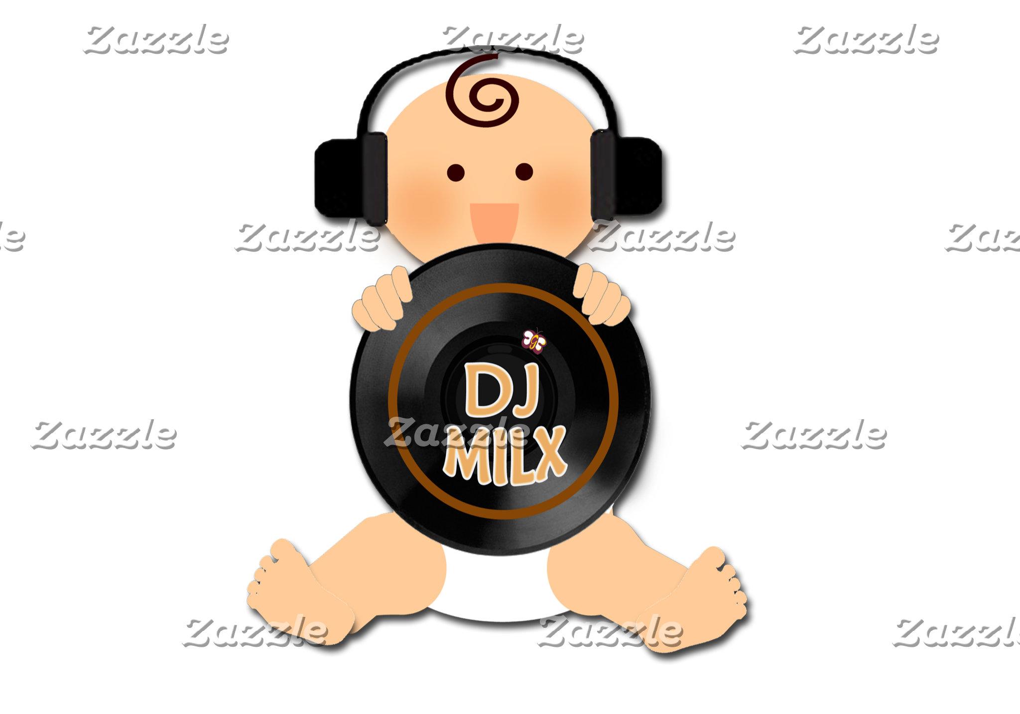 Future DJ Baby Disc Jockey Gifts