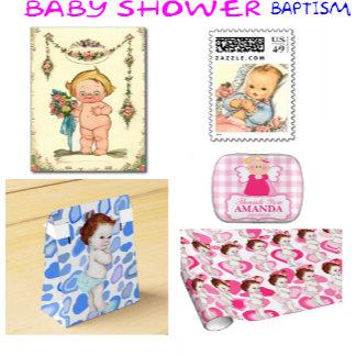 BABY SHOWER Baptism