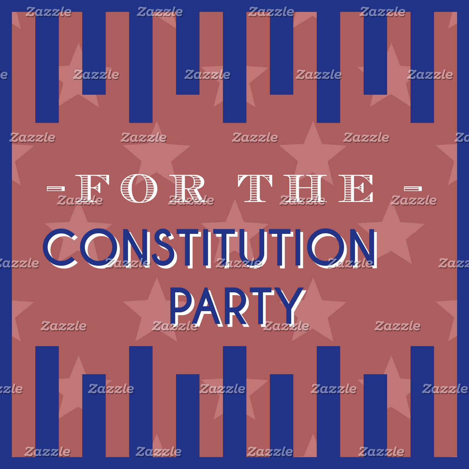 for the Constitution Party
