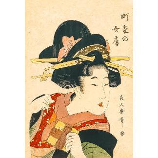 Japanese Artwork Vintage