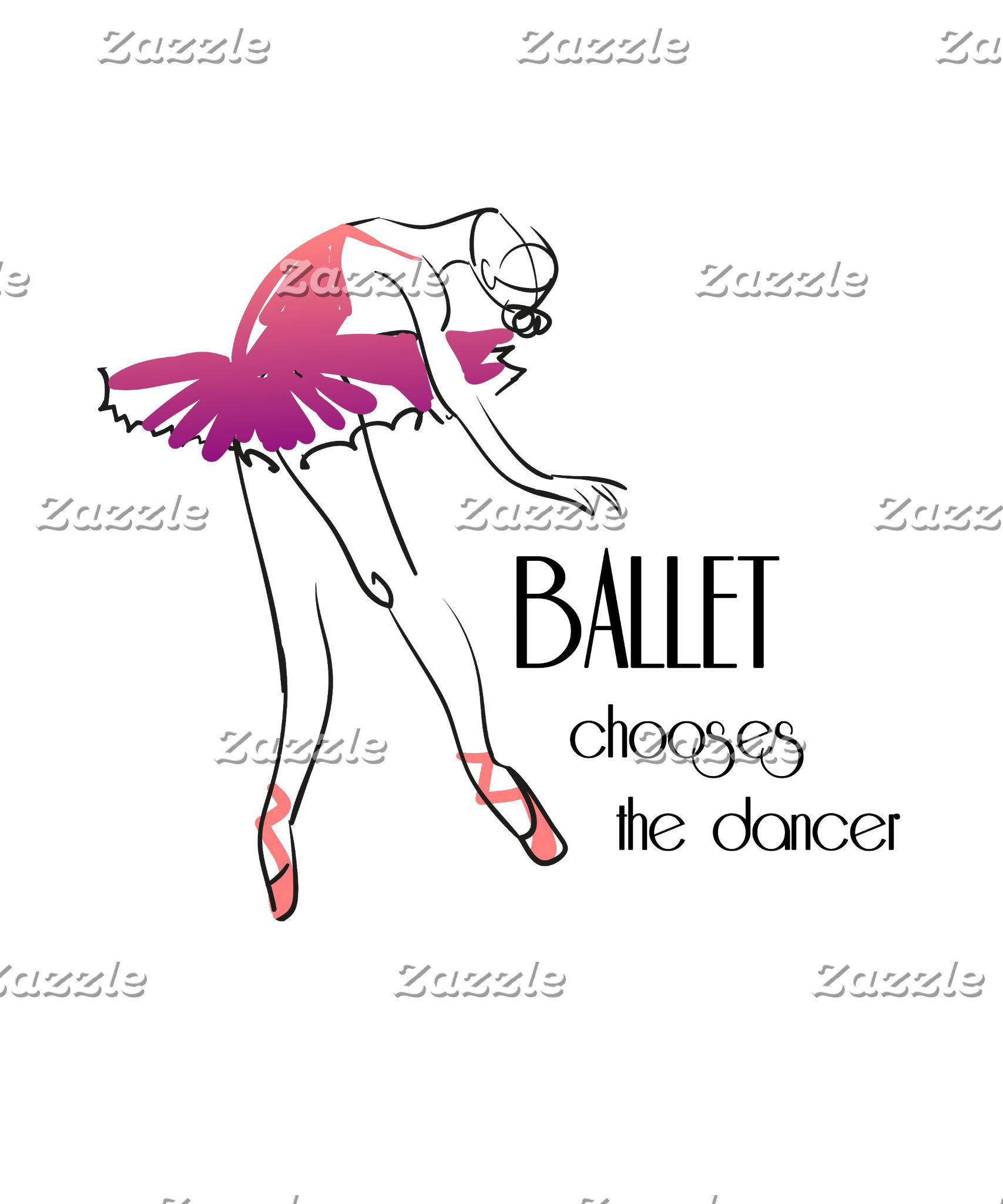 Ballet Chooses the Dancer