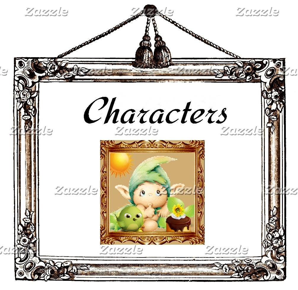 Book Characters TM By Muse