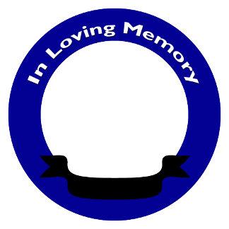 Blue In Loving Memory