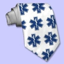 EMS Ties For EMT's and Paramedics