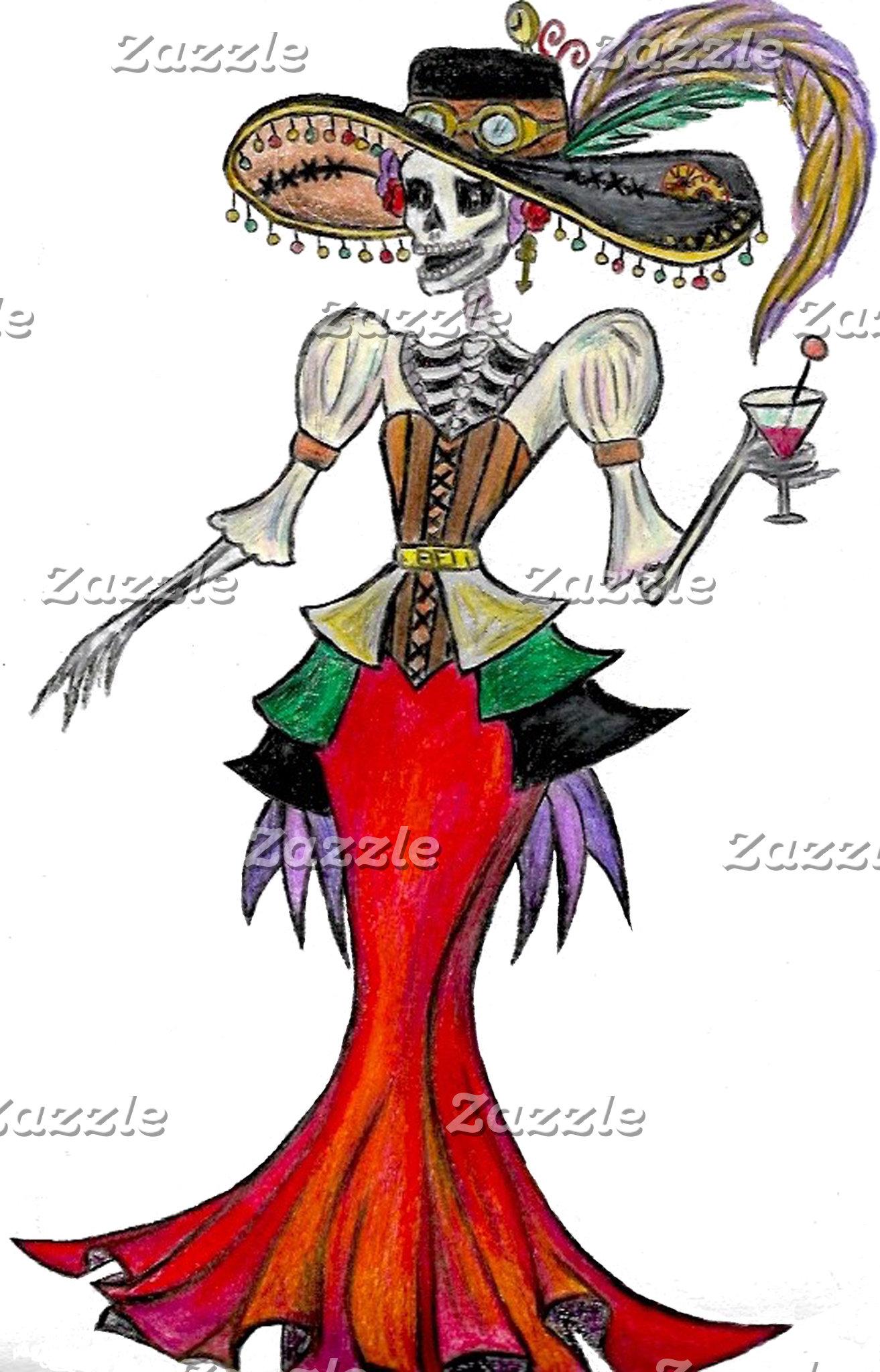 Halloween / Dia de los Muertos