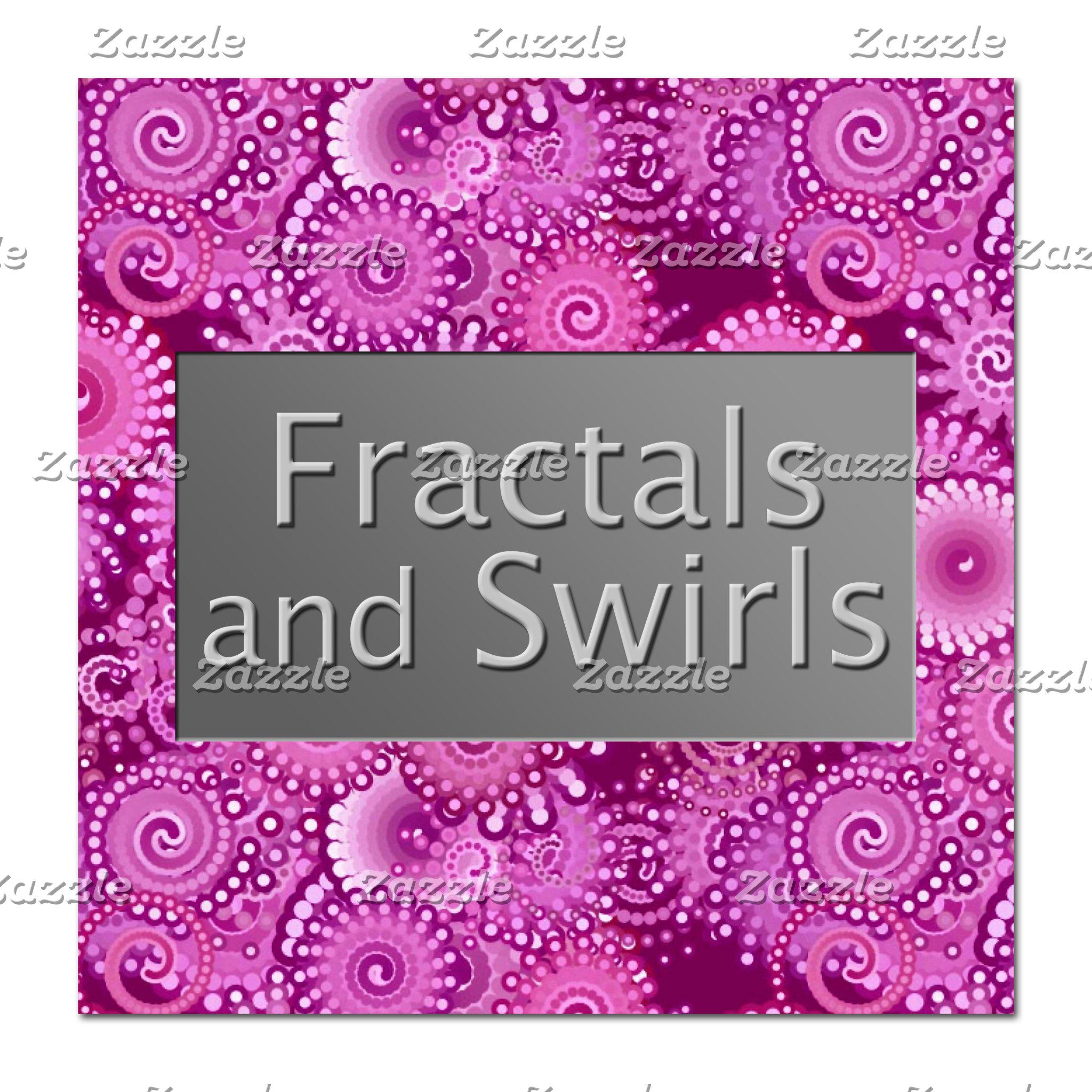 Fractals and Swirls
