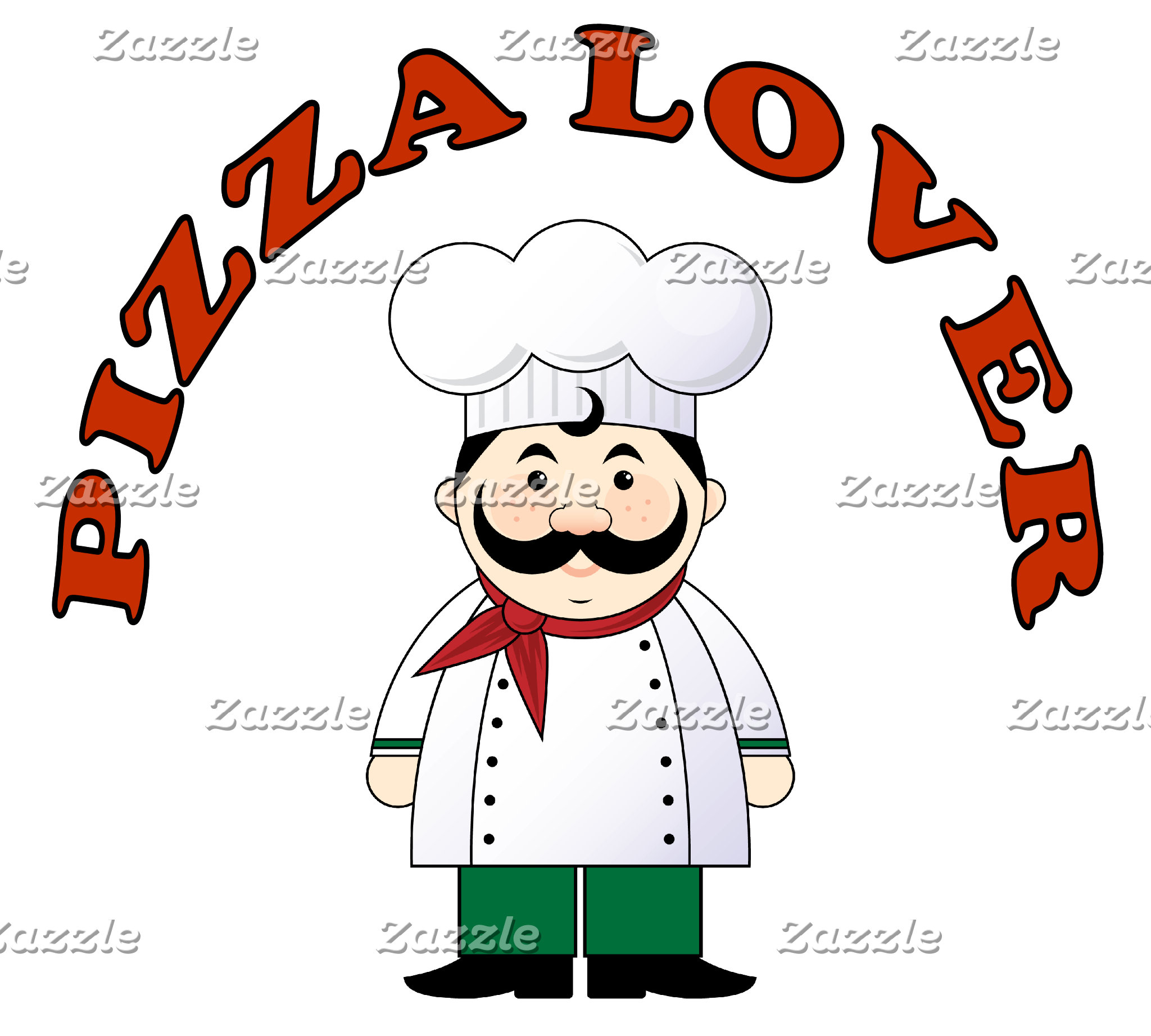 Chef - Pizza