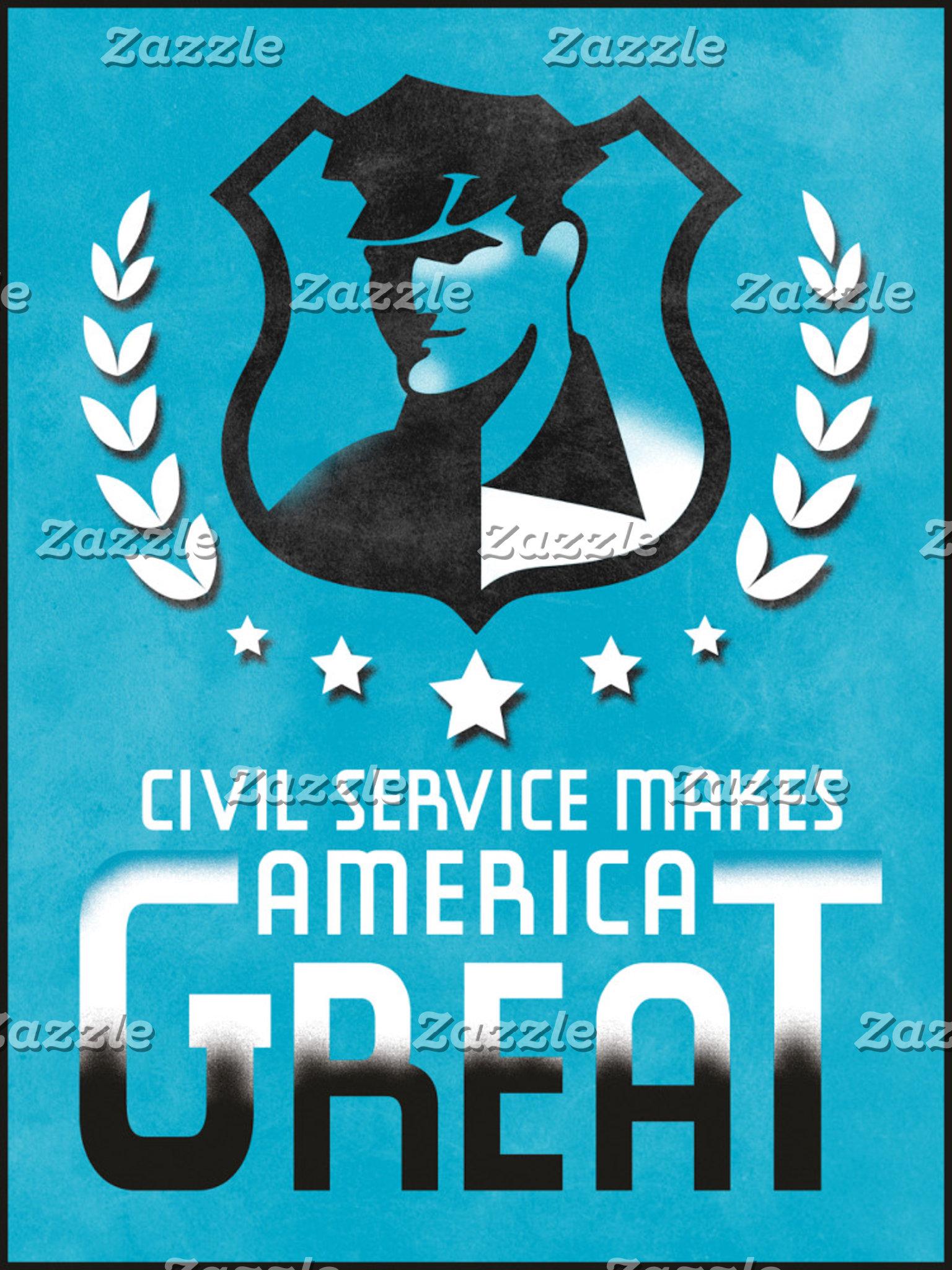 Civil Service Makes America Great