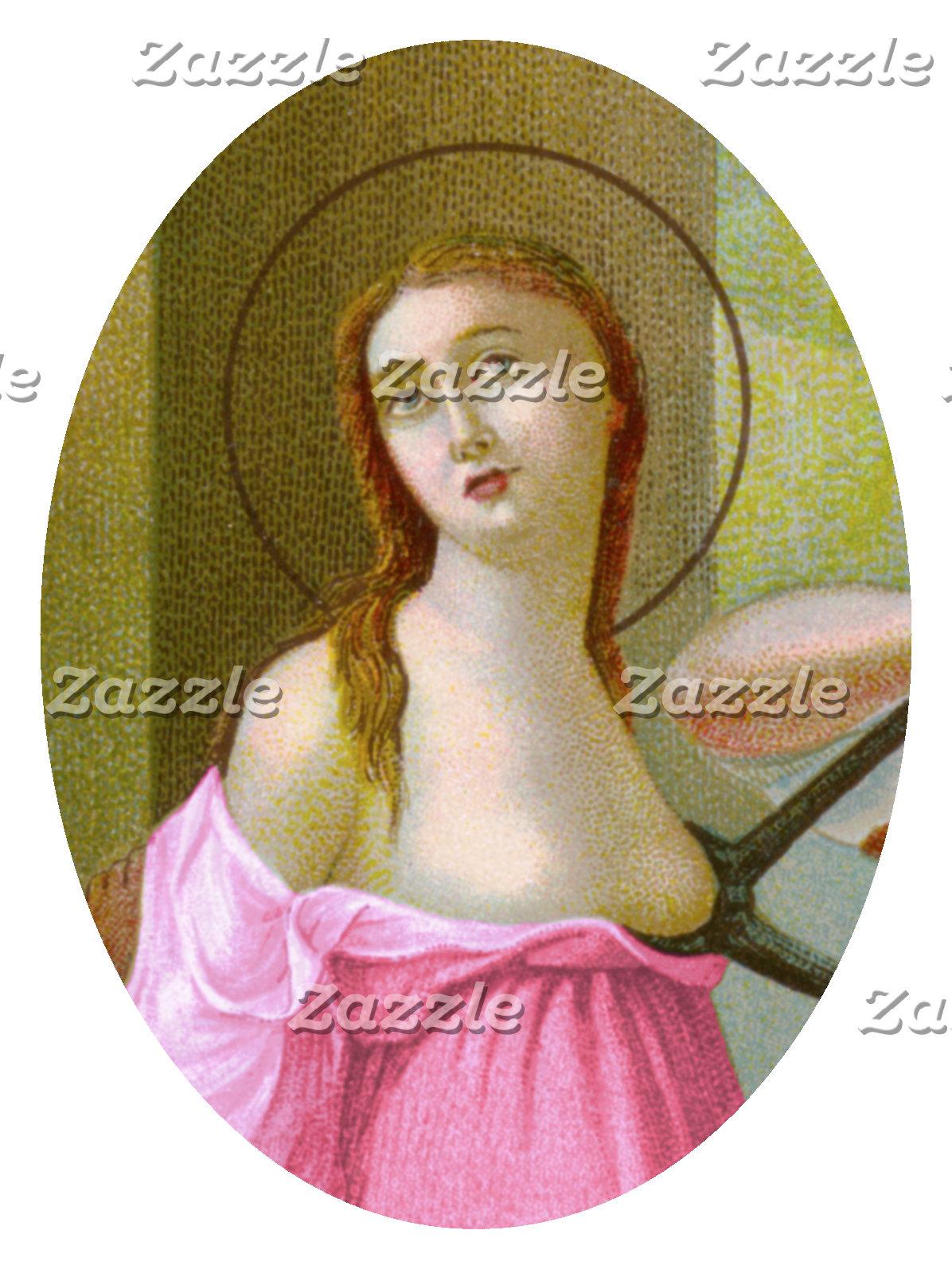 Agatha (M 003), Saint (Pink)