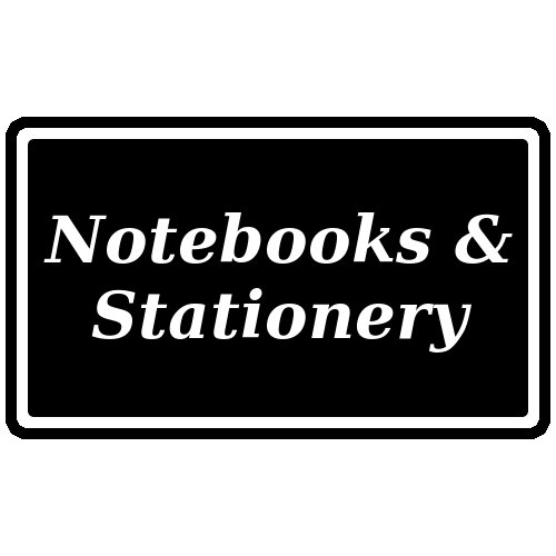 Notebooks & Stationery