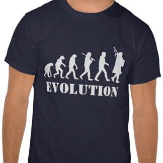 Evolution of a Scotsman