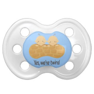 Twins Baby Pacifiers