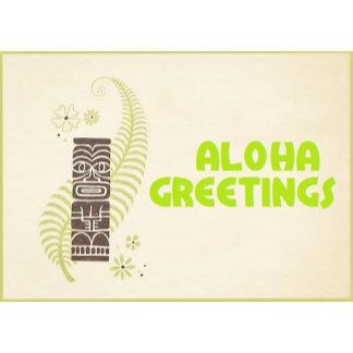 Aloha Greetings