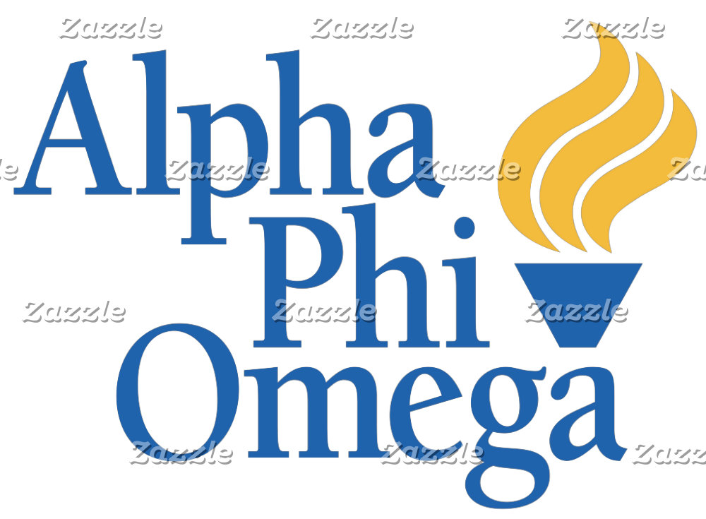 Alpha Phi Omega Color - Torch