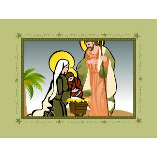 Nativity (Green)