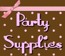 More Party Supplies