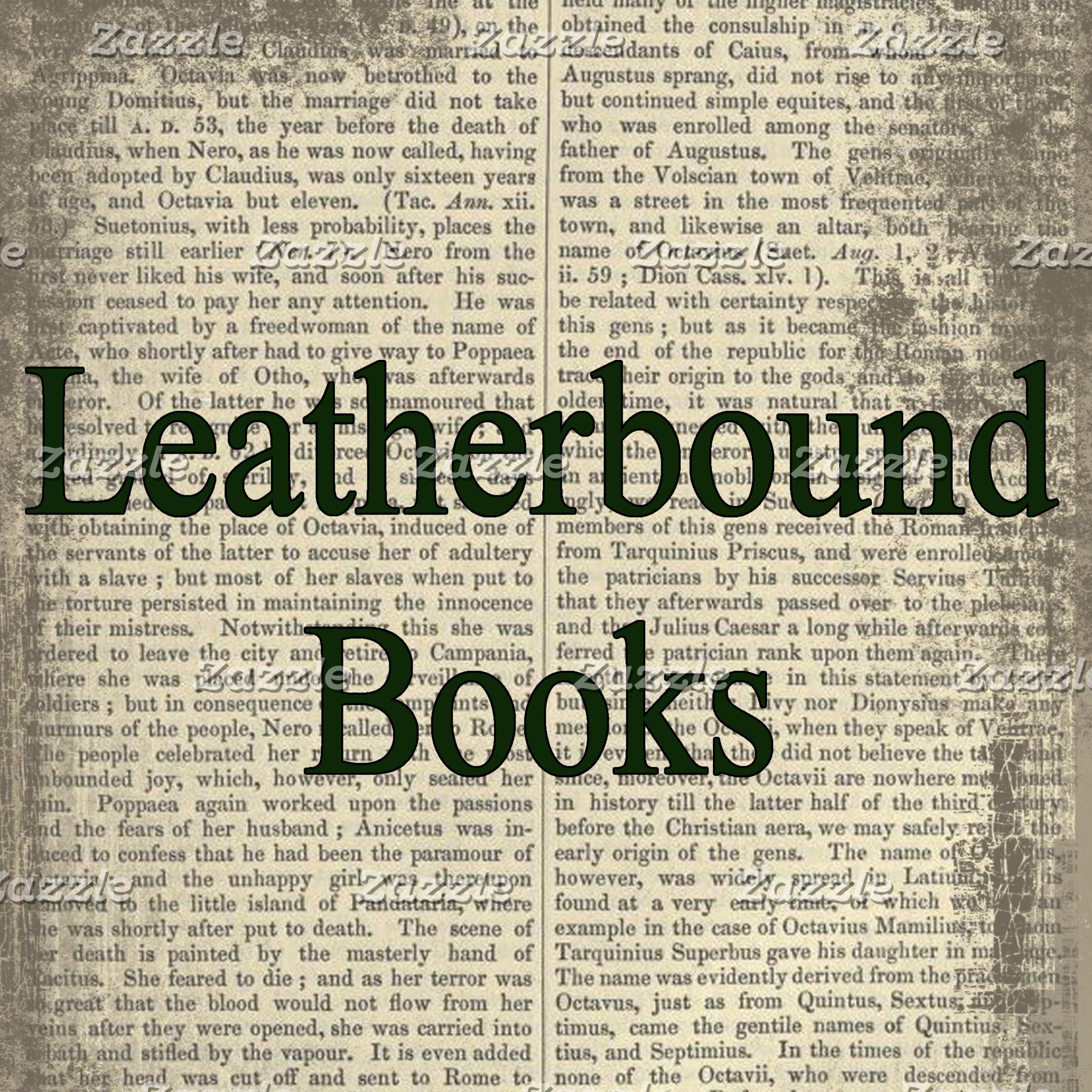 Leatherbound Books