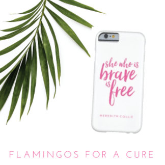 Flamingos for a Cure