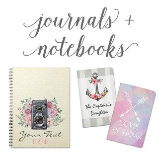 Journals & Notebooks