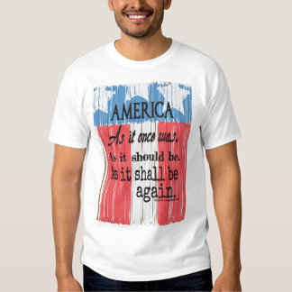 """An American Toast"" Tee Shirts and Clothing"