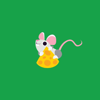 Mr. Cheeseman the Mouse
