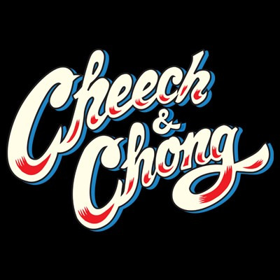 Cheech and Chong Script Logo
