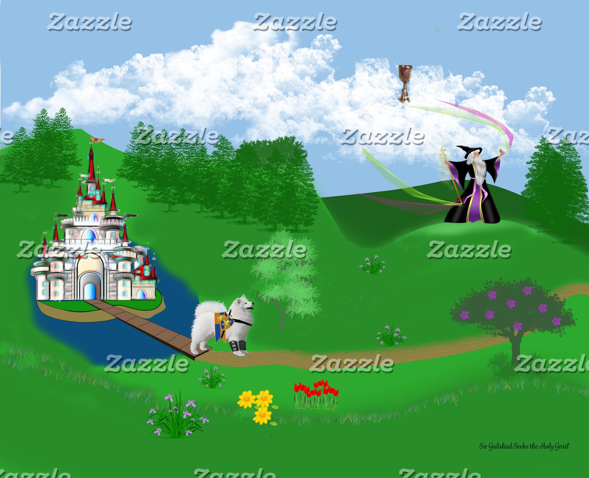 Samoyed Games & Puzzles