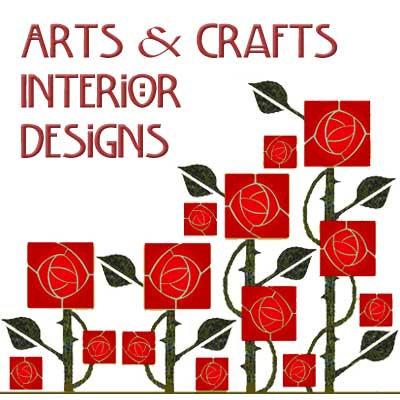 Arts & Crafts Interior Designs
