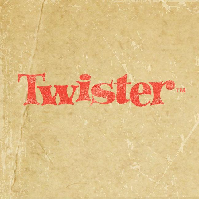Twister Vintage Logo