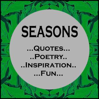 Holidays & Seasons