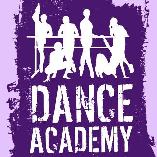 Dance Academy Silhouettes Logo