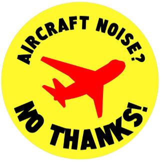 Aircraft noise? No thanks!