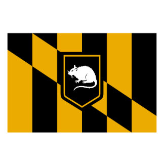 Baltimore Rat Flag Products