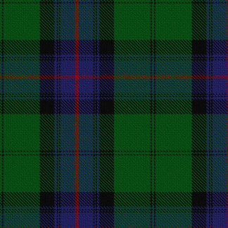Armstrong Clan Tartan Plaid Pattern