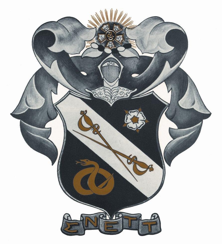 Sigma Nu Crest