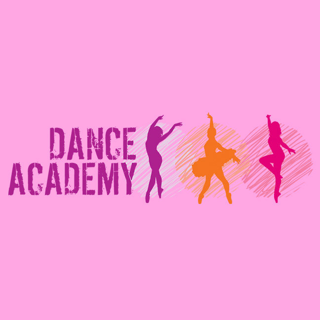 Dance Academy Color Dancers Logo
