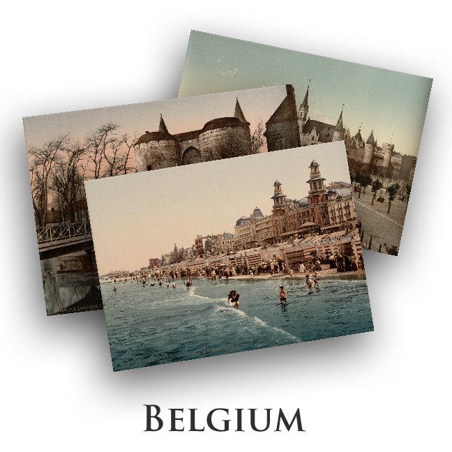 ~ Belgium
