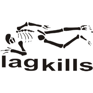 Lag Kills Skeleton