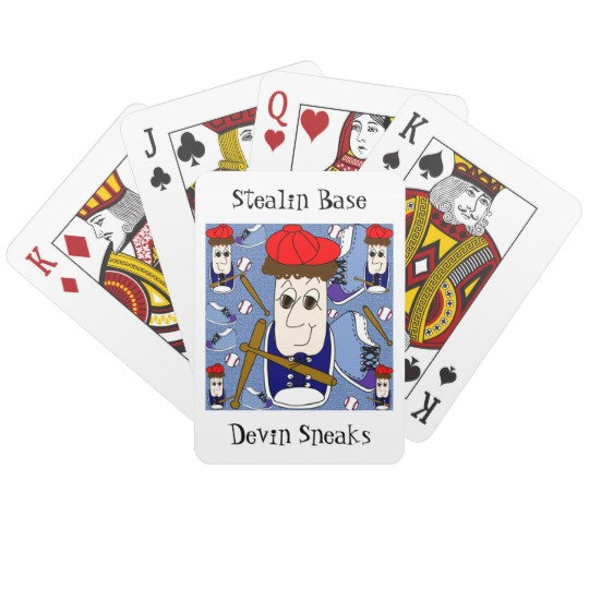 Stealin Base Devin Sneaks Products