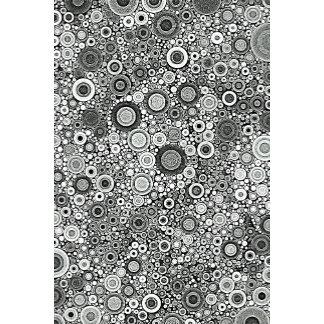 Black & White Patterns | Circles I