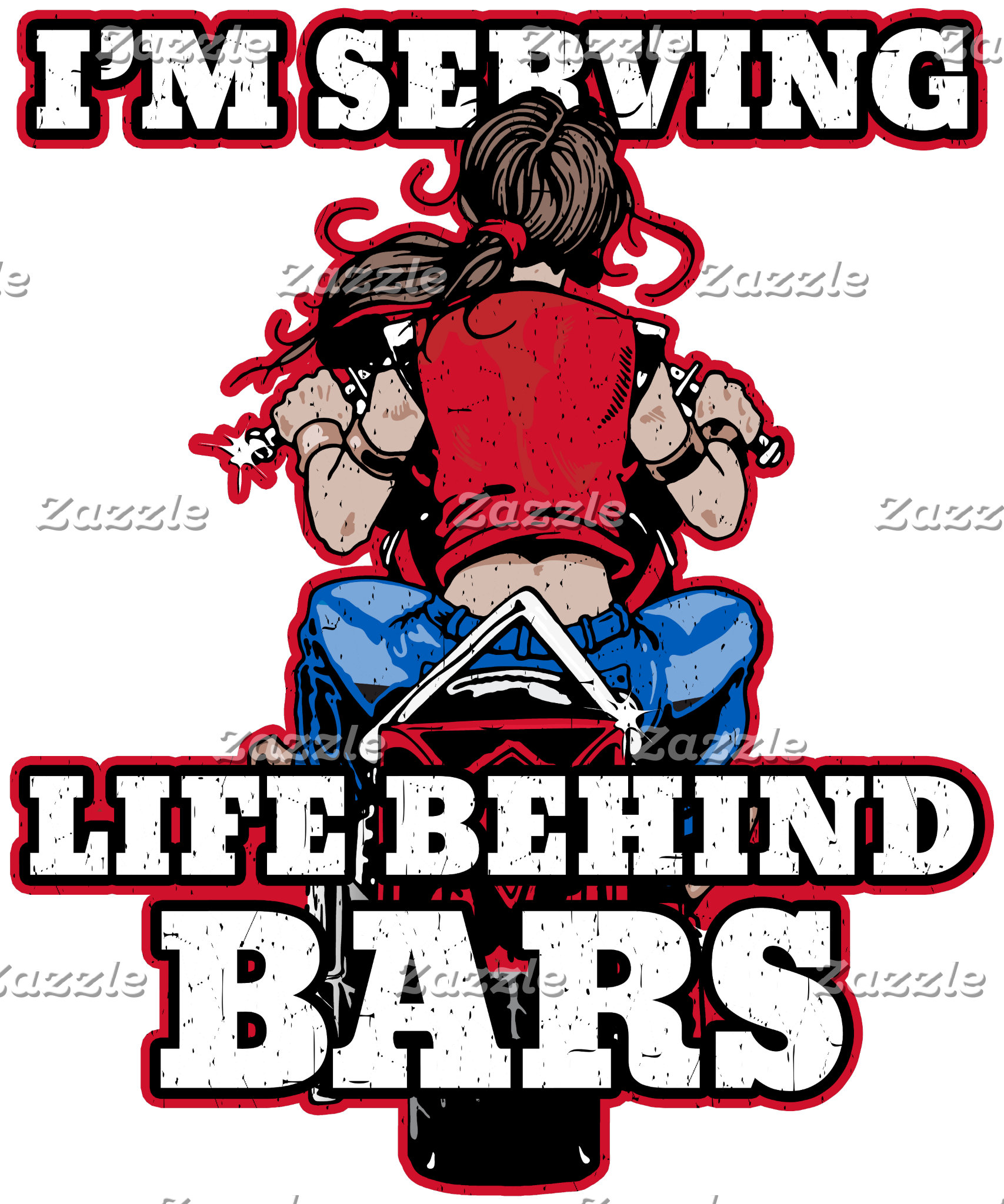 I'm Serving Life Behind Bars - Female