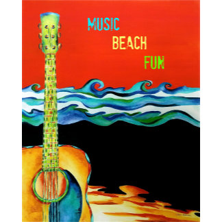 Guitar Posters